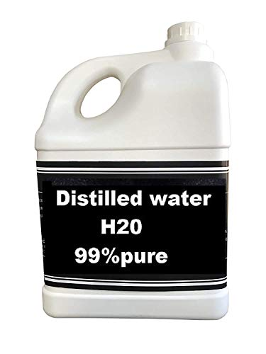 Local Vocal Zone ™ Distilled Water for Battery, Inverter, Laboratory, Steam Appliances (Buy 5 Ltr. Get 1 Ltr. Free)