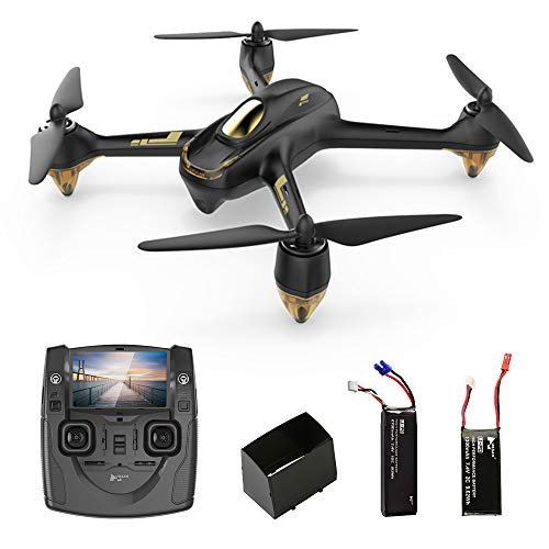 HUBSAN H501S X4 Drone 4 Channel GPS Altitude Mode 5.8GHz Transmitter with 1080P HD Camera RC...