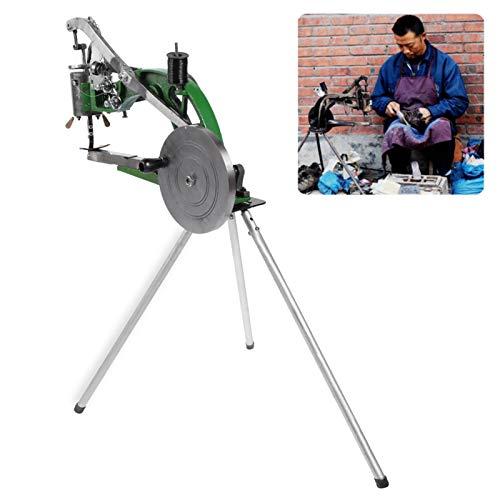Changor Máquina Manual de reparación de Zapatos, máquina de reparación de Zapatos de Metal máquina de Hilo de algodón máquina de Coser