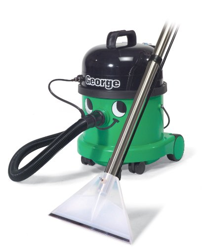 NaceCare GVE 370 'George' Wet/Dry/ Extractor Vacuum with a 26A kit