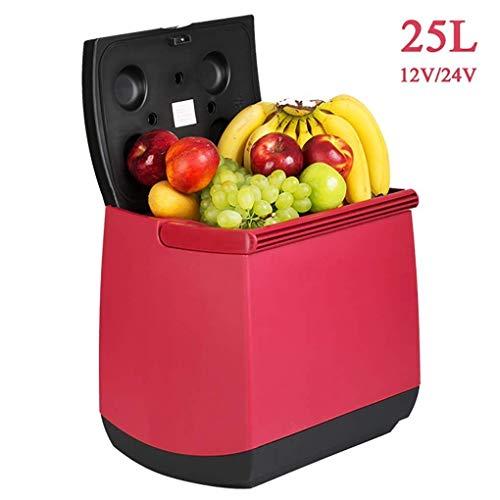 WENYAO Congelador de refrigerador Compacto para Viajes en au