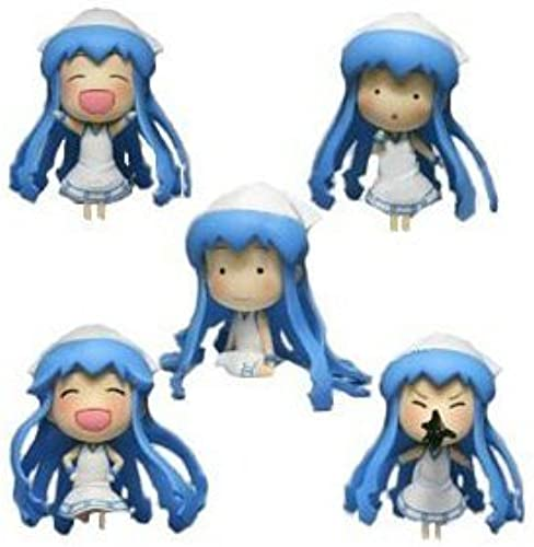 Invasion  entacles  All five sets in squid daughter Miniika daughter figure