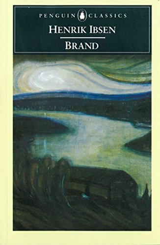 Brand: A Version for the Stage by Geoffrey Hill (Penguin Classics)