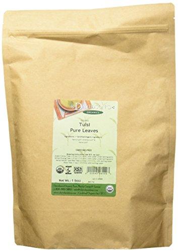 Davidson's Tea Bulk, Tulsi Pure Leaves, 16-Ounce Bag