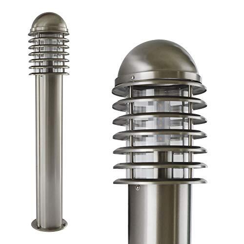 Aussenleuchte Aussenlampe Standleuchte Edelstahl 252-800 Wegeleuchte Gartenlampe