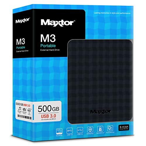 Maxtor M3 500 GB - externe 2.5