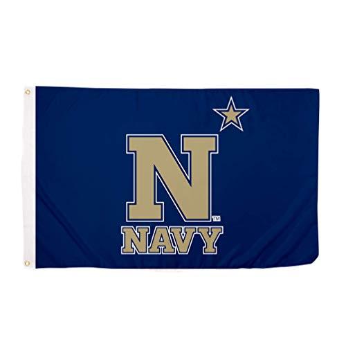 Desert Cactus United States Naval Academy USNA Midshipmen Navy 100% Polyester Indoor Outdoor 3 feet x 5 feet Flag