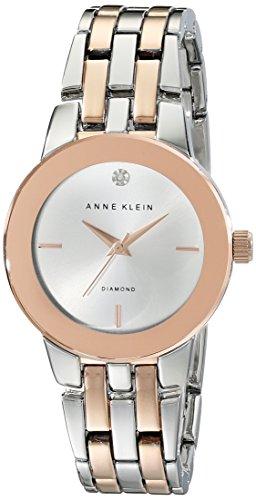 Anne Klein Reloj de Vestir AK/1931SVRT