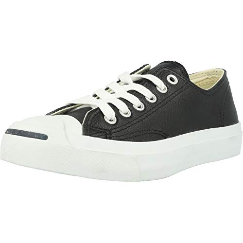Converse Jack Purcell Leather (M4.5-W6/Black)