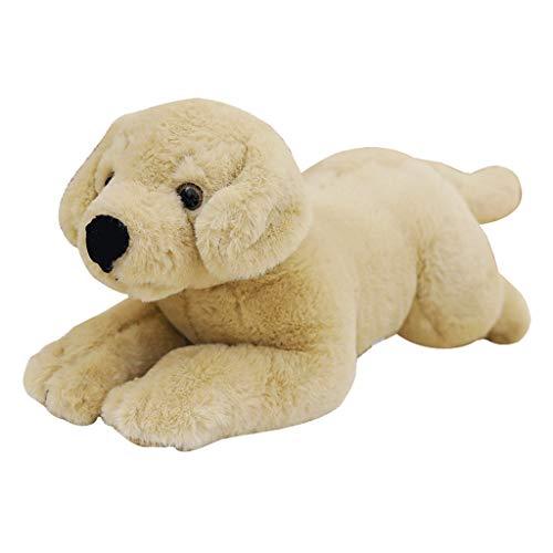 Tangpingsi Plüschtiere, LotFancy Stofftier Plüsch, Soft Cute Cuddly Big Stuffed Dog Plüschtiere Golden Toy