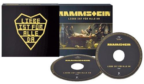 Liebe Ist Fur Alle Da (Deluxe Edition) by Rammstein (2010-08-03)