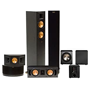 Klipsch RF-42II Home Theater Bundle