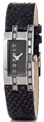 Esprit Damen-Armbanduhr Analog Quarz Leder ES103182004