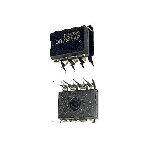 10pcs/lot OB2536 Inline DIP-8 Power Management chip OB2536AP