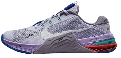 Nike W Metcon 7, Scarpe da Ginnastica Donna, Viola Bianco, 39 EU