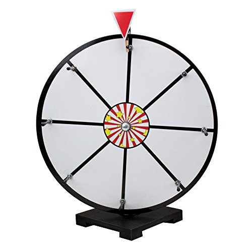 MIDWAY MONSTERS 16 Inch White Dry Erase Prize Wheel