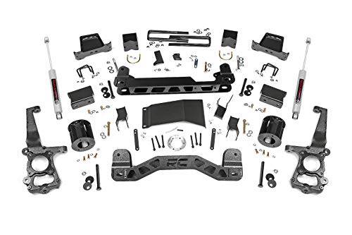 Rough Country N3 6' Suspension Lift Kit for 2015-2020 F150 4WD - 55730
