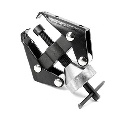 dcsdcs Wischarmabzieher Remover, Auto Scheibenwischer Schwerlast Arm Bearing Remover Puller Repair Tool Kit Chest Hub Puller Wischarmabzieher Schwarz