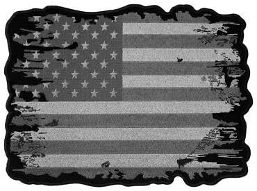 Daily bargain sale BD_1 latest Subdued Distressed American Patch Patches Flag Patriotic