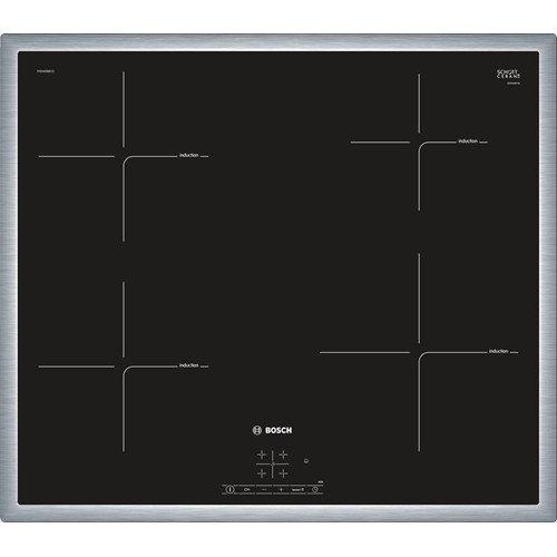 Bosch PIE645BB1E Serie 4 kookplaten, elektrisch/inbouw/58,3 cm/glaskeramiek