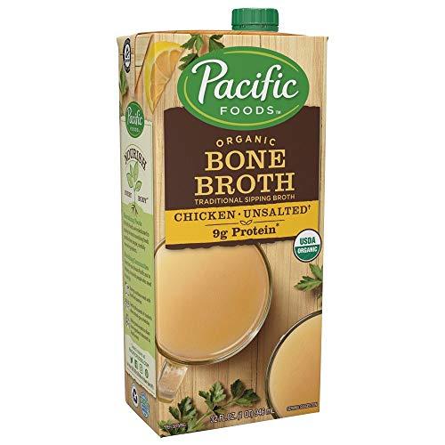 Pacific Foods Organic Bone Broth (4 Servings)