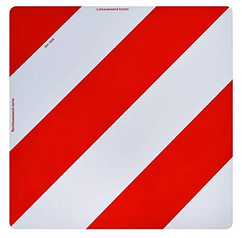 Witte plusguide Warntafel Überbreite Land- und Forstwirtschaft 423 x 423 mm weiß-rot Aufkleber