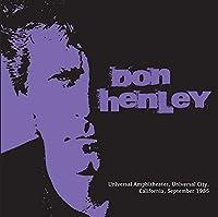 Universal Amphitheater, Universal City, California, September 1985 by Don Henley