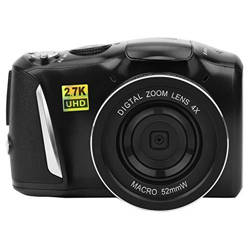 Fotocamera Mirrorless da 48MP Videoregistratore HD da 2,7K Fotocamera Digitale Domestica per la Ripresa di Record di Vita