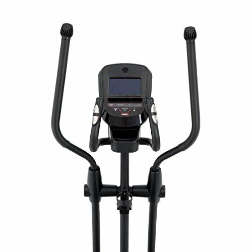 Spirit Cross Trainer DRE 60 – Ellipsentrainer mit Hand-Puls-Sensoren, Ergometer, Cardio Fitness - 6