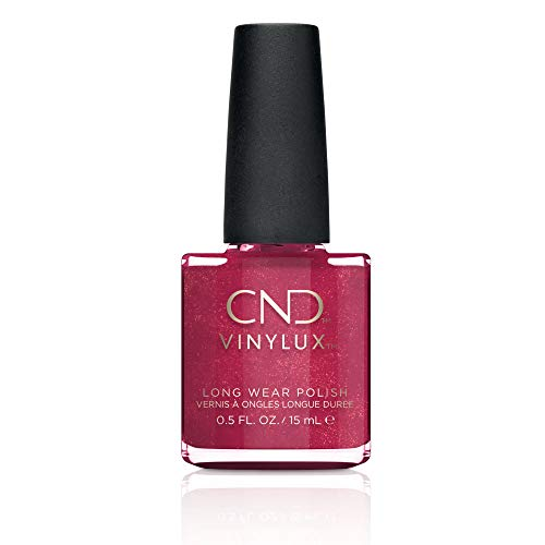 CND Vinylux Vernis à Ongles Red Baroness 15 ml