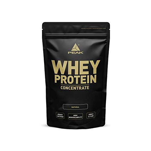 PEAK PERFORMANCE Whey Protein Concentrate, 1000 g Beutel (Chocolate)