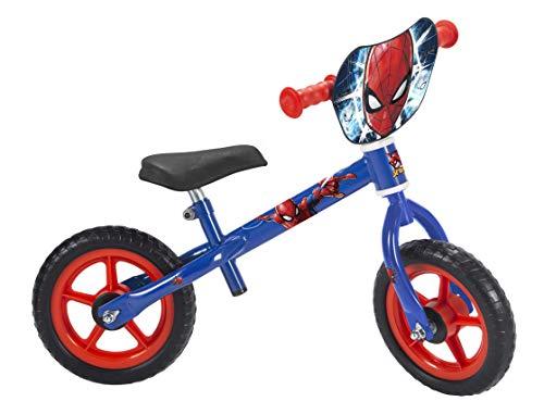 Toimsa Draisienne pour Enfant sous Licence Spiderman 10 Pouce de 2 à 3 Ans, 107