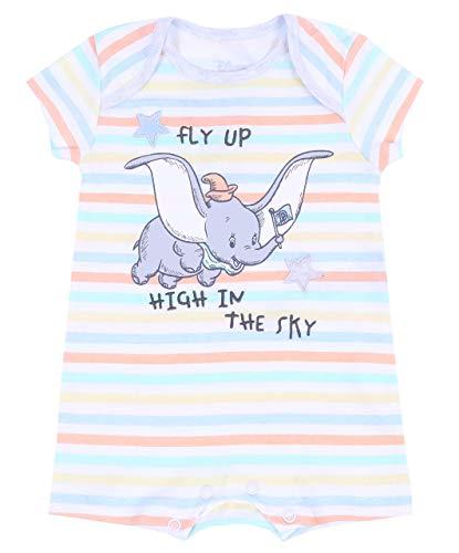 Body de Rallas Dumbo Disney 9-12 Meses