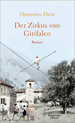 Buchseite und Rezensionen zu 'Der Zirkus von Girifalco: Roman' von Domenico Dara