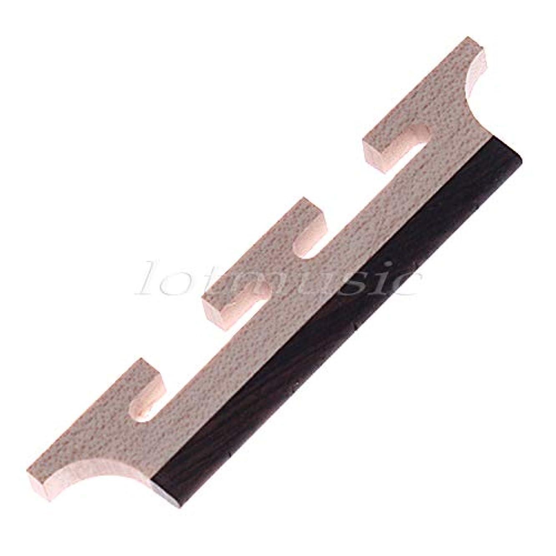 Professional 5-String Banjo Bridge Maple Base/Ebony top