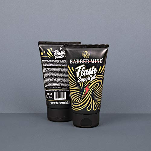Barber Mind Gel per Barba, Trasparente