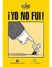 Yo no fui (Spanish Edition)