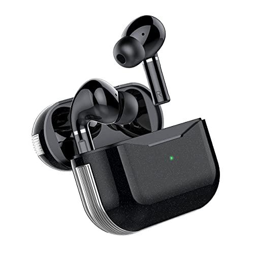 Auriculares Bluetooth, Auriculares Inalámbricos de Selorr ANC Bluetooth 5.2, Auricular de Incorporación de Control Táctil, Carga Rápida USB-C, Tiempo de Transmisión de 30 Horas, IPX7 Impermeable