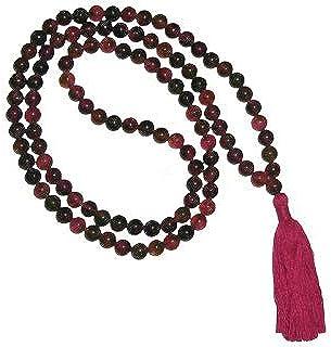 Lakshmi Puja Stores Multi Tourmaline Mala 108 Beads For Men And Women
