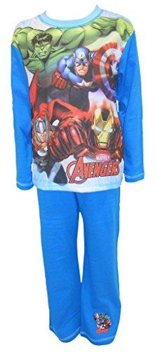 The Avengers Aktion Bild Jungen Schlafanzug 9-10 Jahre