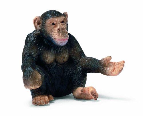 Schleich 14191 - Wild Life, Schimpansen-Weibchen