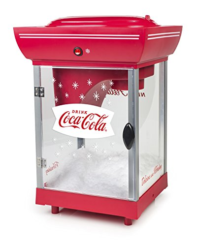 Nostalgia SCC399CKTP, 48 in Coca-Cola Snow Cone Maker