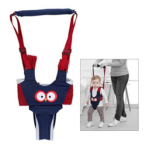 Camminare Assistente per Bambini Redini Primi Passi Bretelle di Sicurezza per Bambino, Sostegno Portatile per Bambini da 8 a 24 mesi, per Aiutarlo a Camminare Cintura Protettiva in Cotone, ZITFRI
