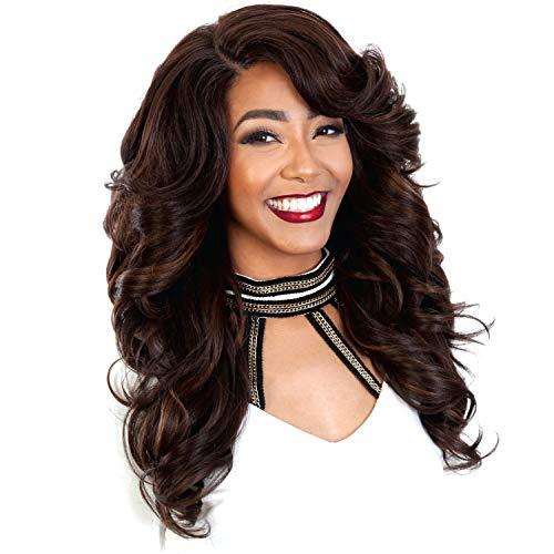 Sis Pre-Tweezed Synthetic Wig Diva-H SISTA (SOM FUCHSIA)