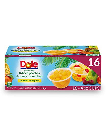 Dole Fruit Bowl Variety Pack 399 LBS 399 lb