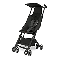 Constructed of lightweight, durable materials for a lasting design Self-standing or ultra-compact fold options offer simple storage and transport in a large tote bag or luggage Easily push and steer the stroller with one hand Recommended weight: Up t...