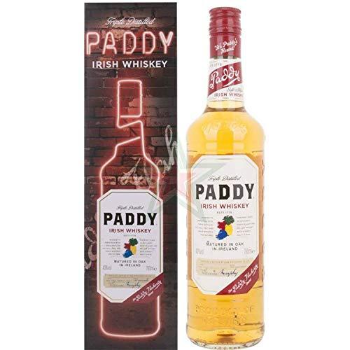 Paddy Irish Whiskey in Tinbox 40,00% 0,70 Liter