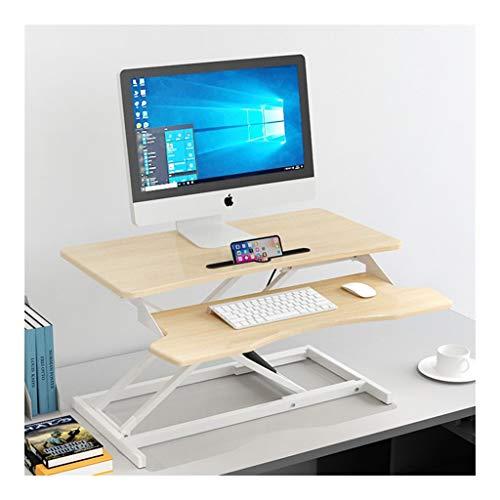 Mesa para portátil Multifuncional portátil Tabla del soporte del plegamiento banco de trabajo portátil de escritorio escritorio escritorio de computadora de escritorio Tabla plegable mesa de estudio T