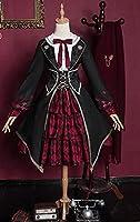 四季花cosplay 刀剣乱舞 コスプレ 衣装 加州清光 同人 洋装 スカート コスチューム ワンピース 制服 サイズ選択可 変装