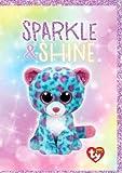 Live Sparkly! Shaker Confetti Diary (Beanie Boos)